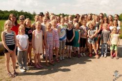 Sommerfest der Tanzgruppen